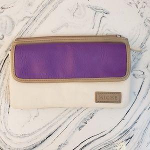 Miche leather women's wallet